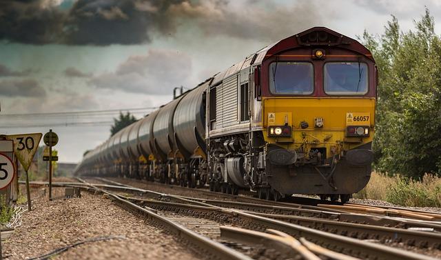 Railtrack, Railway, Rocks, Station, Stones, Train