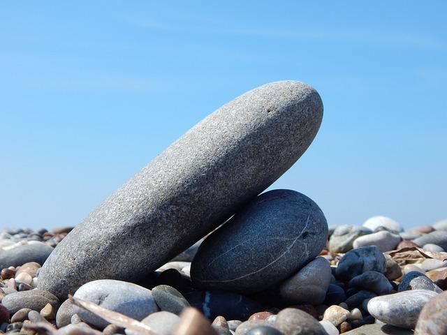 Stone, Sea, Pebbles, Stones, Nature, Tourism, Travel