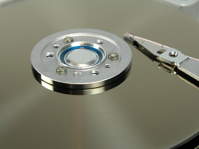 Hard Drive, Technology, Computer, Storage Medium