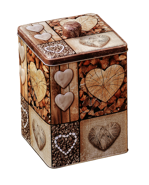 Box, Heart, Love, Storage, Packaging, Store, Practical