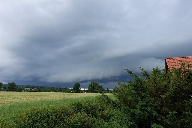 Storm, Sky, Clouds