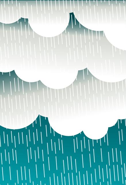 Clouds, Rain, Raining, Weather, Storm