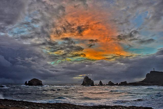 Sky, Cloud, Storm