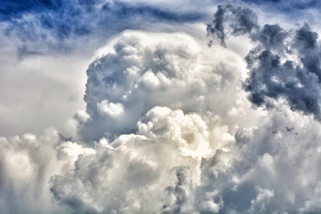 Clouds, Sky, Storm