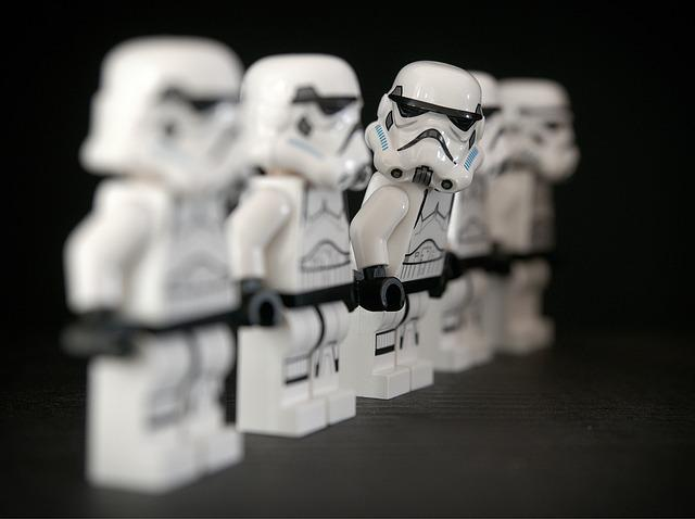 Stormtrooper, Star Wars, Lego, Storm, Trooper