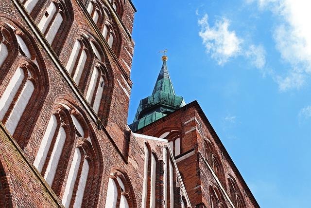 Stralsund, Nikolai Church, Town Hall, Architecture