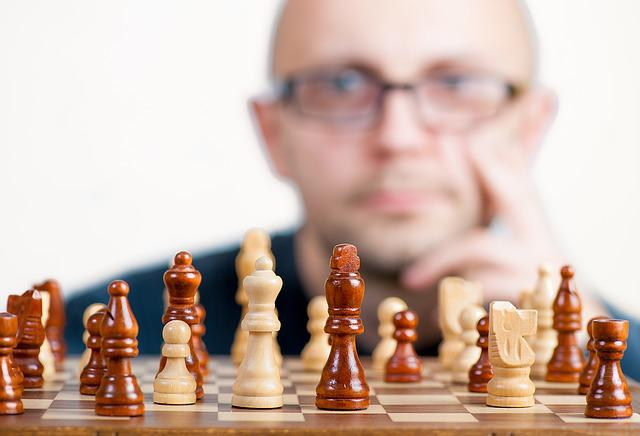 Chess, Board Game, Strategy, Chessboard, Game