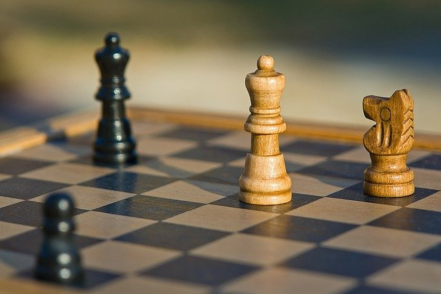 Chess, Figure, Game, Play, Board, Chessboard, Strategy