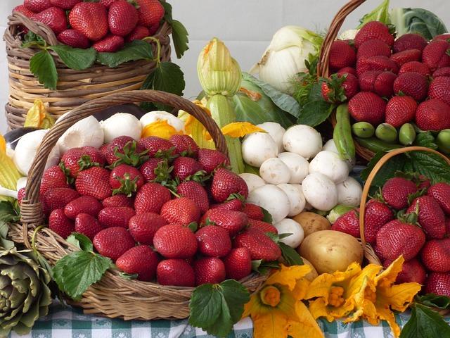 Strawberry, Festival, Mgarr, Malta, Holiday, Festa