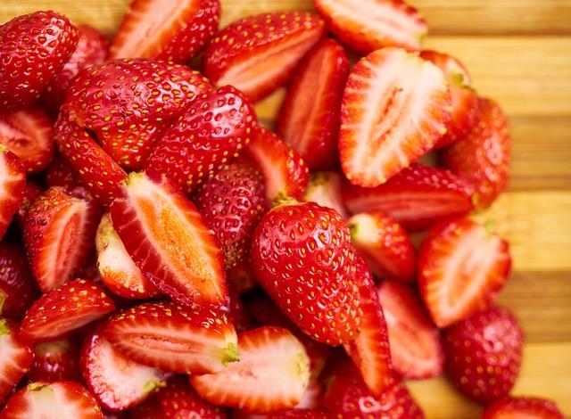 Strawberry, Fruit, Red, Passion, Macro, Beautiful