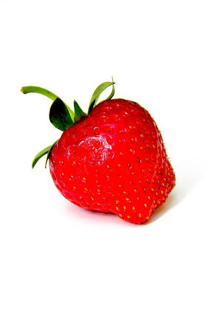 Red, Strawberry, Mature, Ripe Strawberry, Ripe Fruit