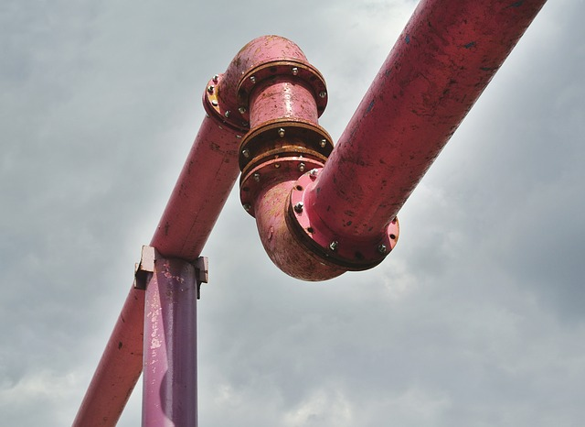 Rust, Street Art, Construction, Scrap, Iron Pipes