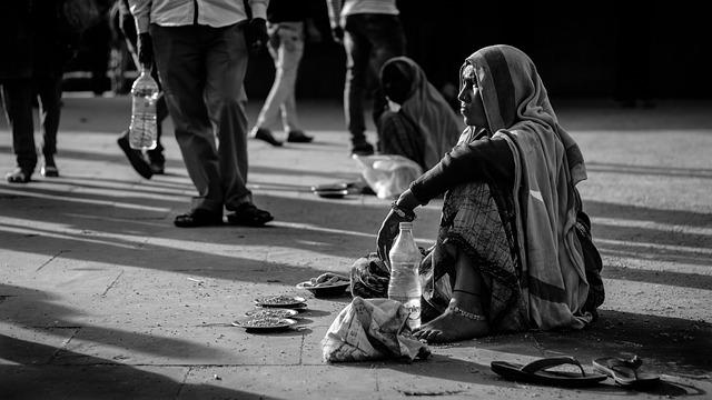 Street, Beggar, Homeless, Poverty, Poor, People