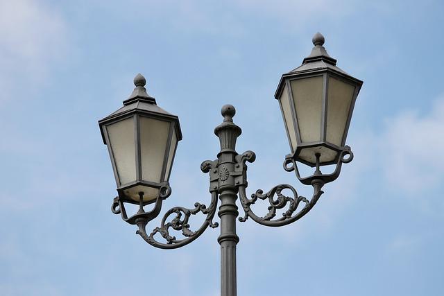 Lantern, Street Lamp, Lighting