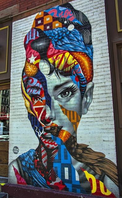 Art, Street Art, New York, City, Urban, Street