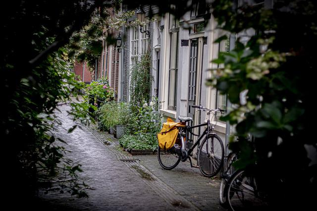 Bicycle, Street, Street Photography, Bike, City, Road