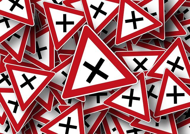 Junction, Road Sign, Traffic Sign, Traffic, Street Sign