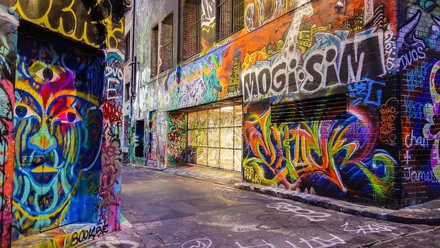 Graffiti, Street Art, Street, Urban, Wall, Spray, City