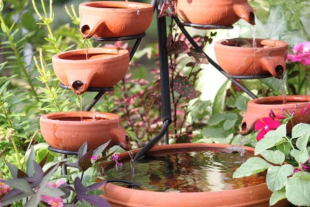 Water Fountain, Relaxing, Stress Management