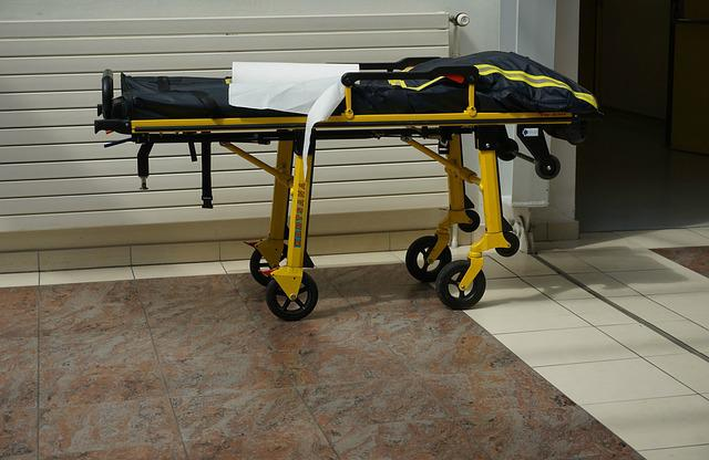 Stretcher, Litter, Emergency, Hospital, Transportation