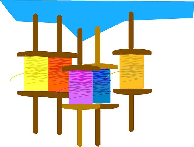 String, Cord, Line, Colors, Thread, Twine, Yarn
