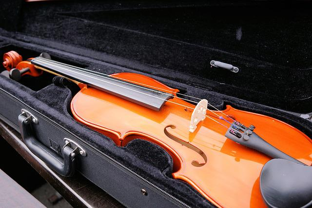 Violin, Stringed Instrument, Instrument, Sound, Classic