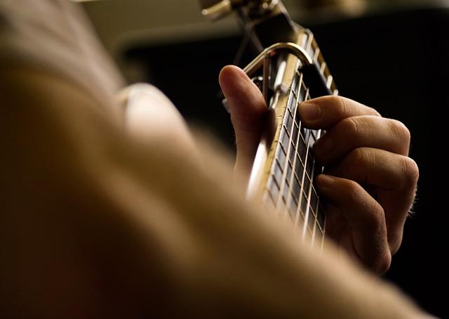 Guitar, Music, Strings, Instrument, Guitarist, Exercise