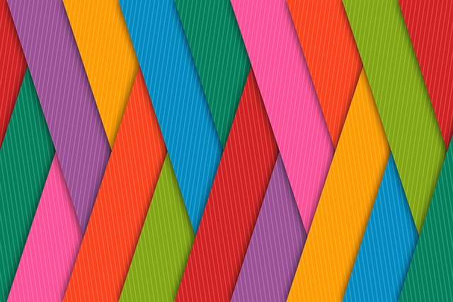 Abstract, Background, Colorful, Strips, Stripes
