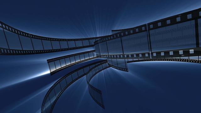 Filmstrip, Movie, Cinema, Film, Video, Stripes
