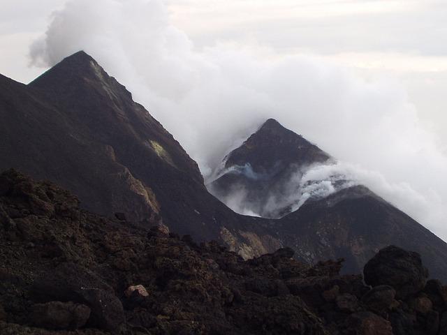Stromboli, Crater, Crater Rim, Maw, Volcano, Italy