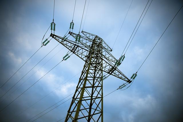 Strommast, Power Line, Energy, Stromkosten, Current