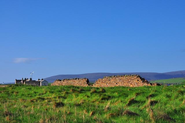 Great Britain, Scotland, Orkney, Mainland, Stromness