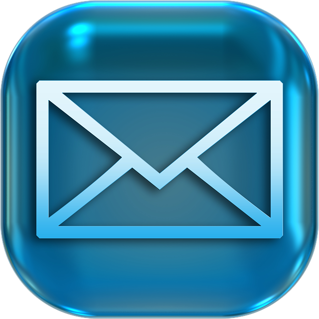 Icons, Symbols, Letters, Email, Post, Button, Structure