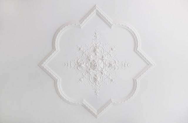 Ceiling, Stucco, Mouldings, Decoration, Ancient