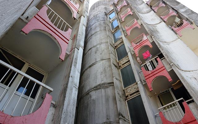 Montenegro, Podgorica, Student, Apartment, Building
