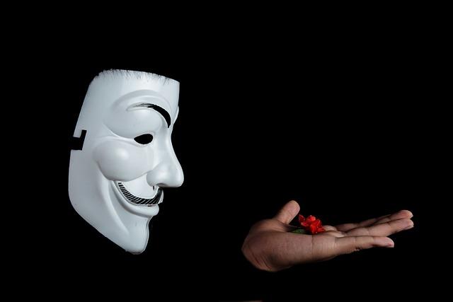 Anonymous, Studio, Figure Photography, Facial Mask