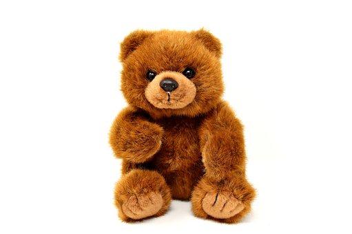 Teddy, Soft Toy, Stuffed Animal, Teddy Bear, Bears
