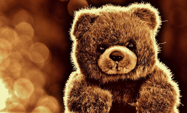 Bear, Teddy, Soft Toy, Stuffed Animal, Teddy Bear