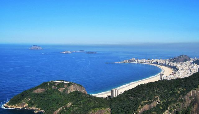 Rio, View From Sugarloaf, Copacabana, Stunning