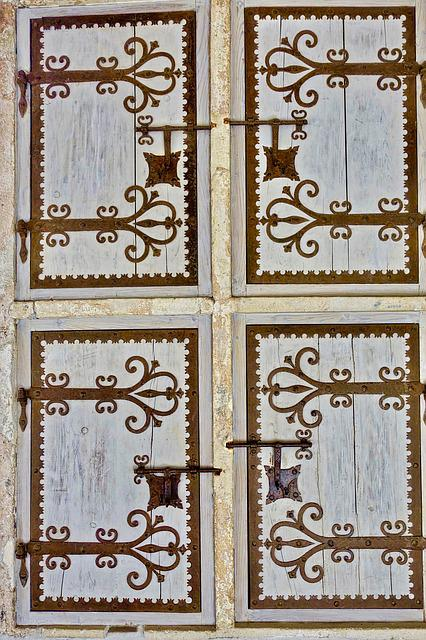 Door, Decoration, Entrance, Old, Antique, Style, Art