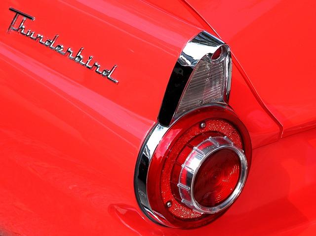Classic Taillight, Design, Style, Classic, Car