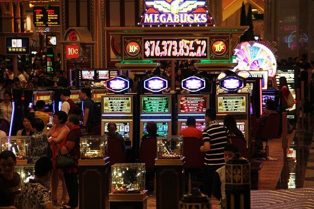 Casino, Entertainment, Macau, Culture, Style