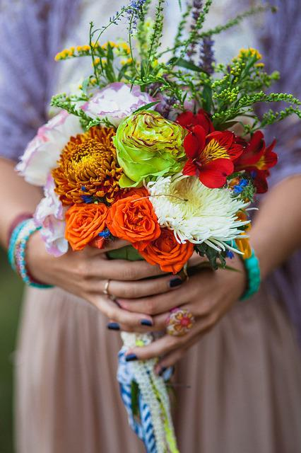 Color Beech, Flowers, Summer, Boho, Style, Floristry