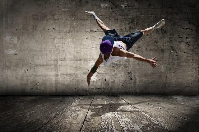 Street Dancer, Hip Hop, Young, Motion, Style, Hip-hop