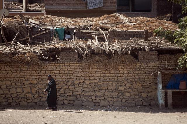 Housing, Egypt, Poor, Shelter, Slum, Substandard