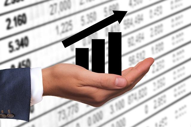 Success, Arrow, Money, Profit, Revenue, Rising