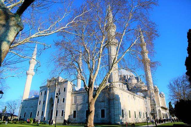 Süleymaniye, Cami, The Minarets, Istanbul, Turkey