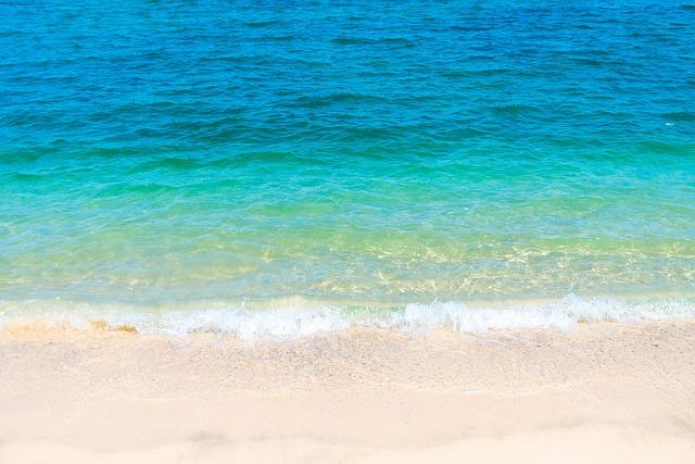 Beach, Water, Sea, Ocean, Summer, Travel, Vacation