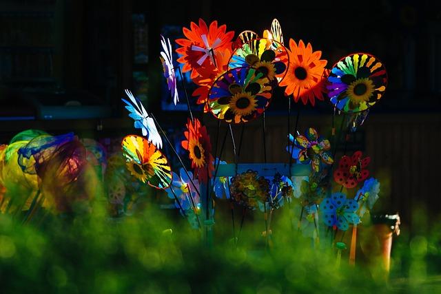 Flower, Color, Green, Summer