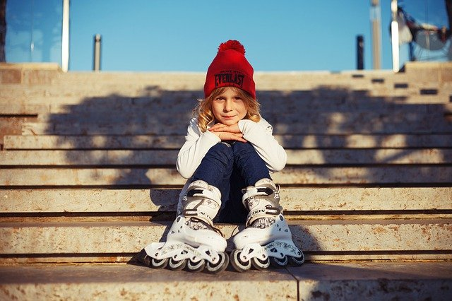 Kid, Girl, Child, Childhood, Summer, Day, Cap, Jacket